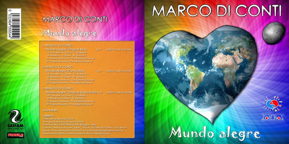 Mundo Alegre copertina web genio italiano